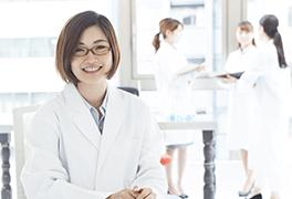 産業医の人材が他社に比べて優れていますのイメージ