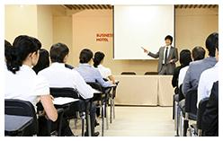 社従業員の方向けのセミナーの開催のイメージ